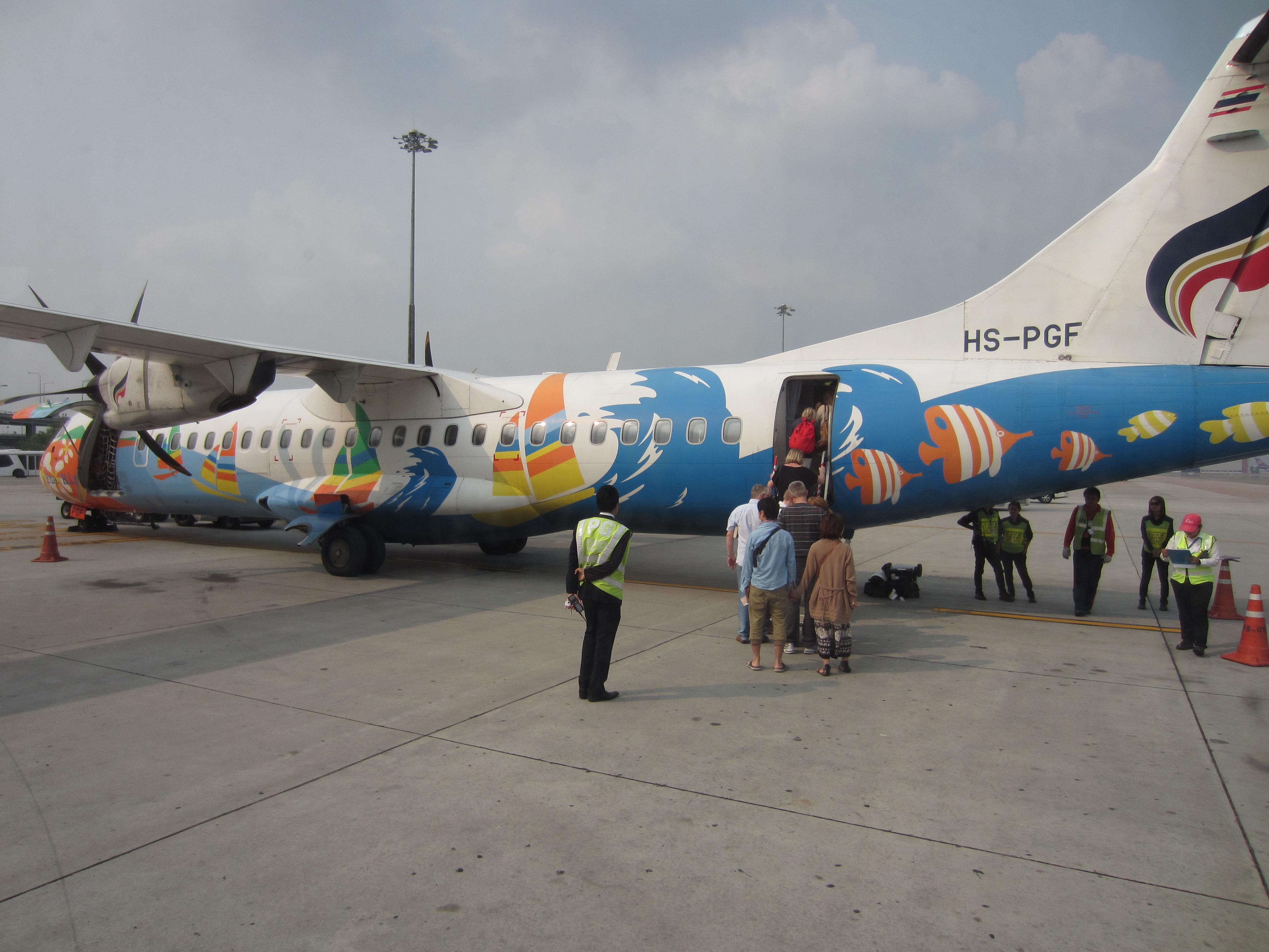Flug nach Thailand buchen