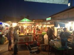 Food Market Koh Phangan