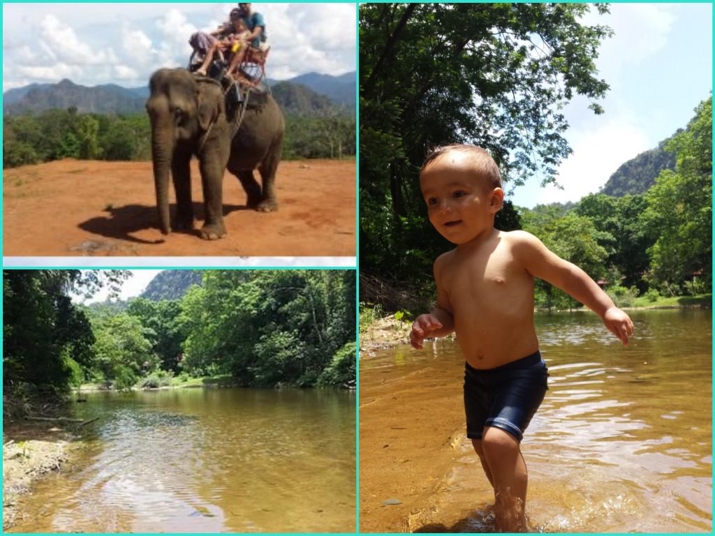 Khao Sak in Thailand