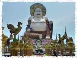 Big Buddha & Wat Plai Leam