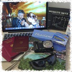 Thailand Urlaub steht kurz bevor