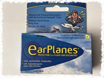 Die Earplanes und meine Ohrenprobleme