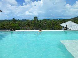 Maenam Hills Villa mit Blick auf Koh Phangan